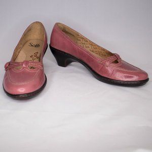 Sofft rose pink pump - new without box 8N